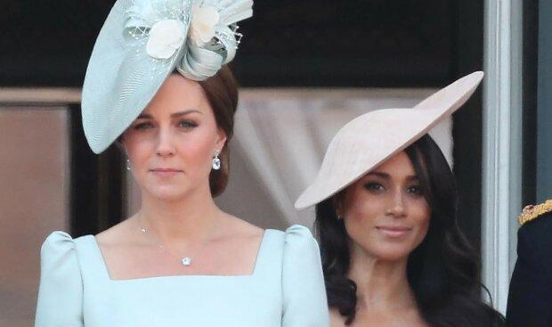 Księżna Kate, Meghan Markle/Youtube @Entertainment Tonight,