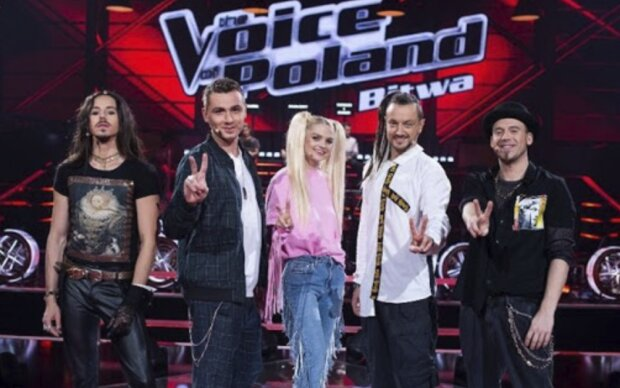 The Voice of Poland fot. SATinfo24