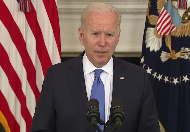 Joe Biden/ screen youtube