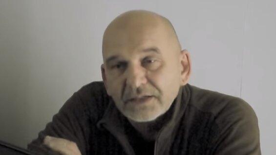 Mariusz Czajka. Źródło: Youtube