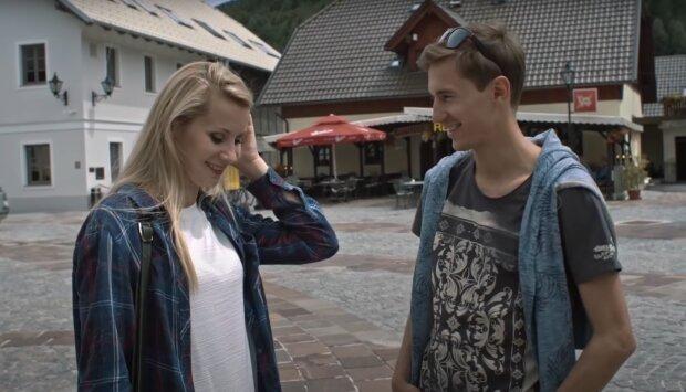 Ewa Bilan - Stoch i Kamil Stoch / YouTube:  Eurosport Polska