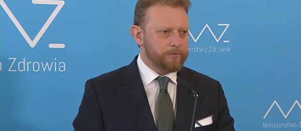 Resort Zdrowia zabrał głos w sprawie działalności finansowej rodziny Łukasza Szumowskiego