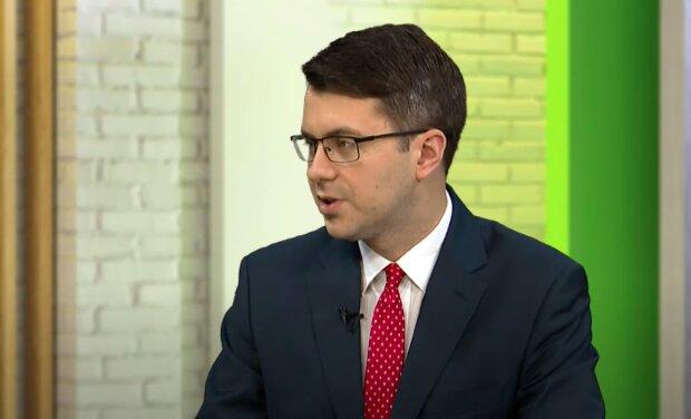 Rzecznik rządu - Piotr Müller / YouTube