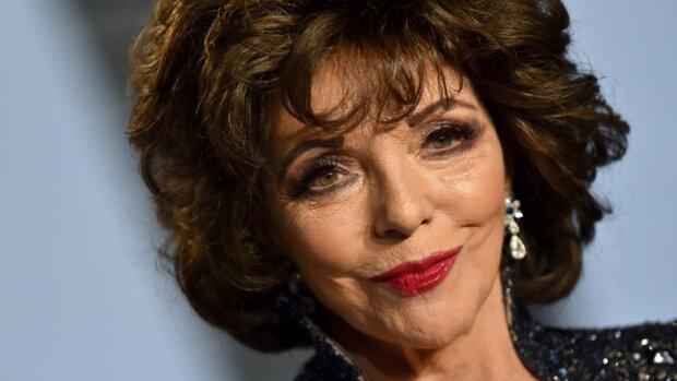 Joan Collins nie miała szczęścia w miłości, źródło: Onet