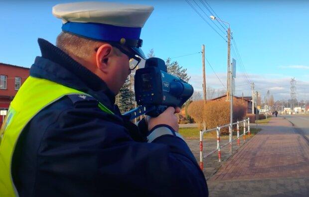 Kontrola prędkości / YouTube:  Rybnik.com.pl TV