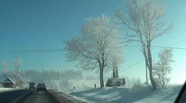 Zima, śnieg. Źródło: Youtube Sydon777