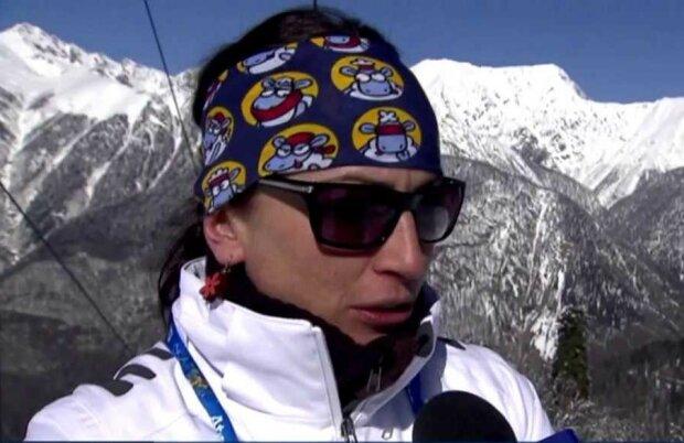 Justyna Kowalczyk/screen Youtube @TVP Sport