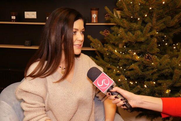 Katarzyna Cichopek/ screen youtube