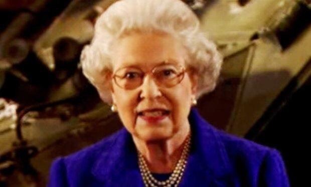 Królowa Elżbieta II. Źródło: Youtube