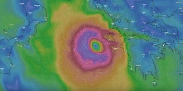 Niebezpieczny medican nadciąga nad Europę. Towarzyszy mu huraganowy wiatr, burze i intensywne opady deszczu. Gdzie sytuacja będzie najgorsza