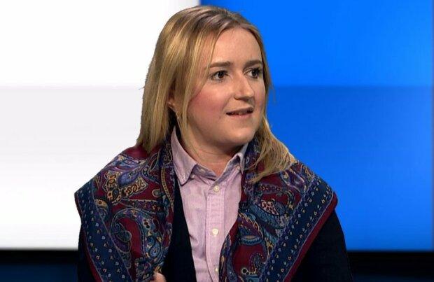 Olga Semeniuk/screen YouTube Telewizja Republika