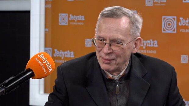 Prof. Włodzimierz Gut/ YouTube @Polskie Radio