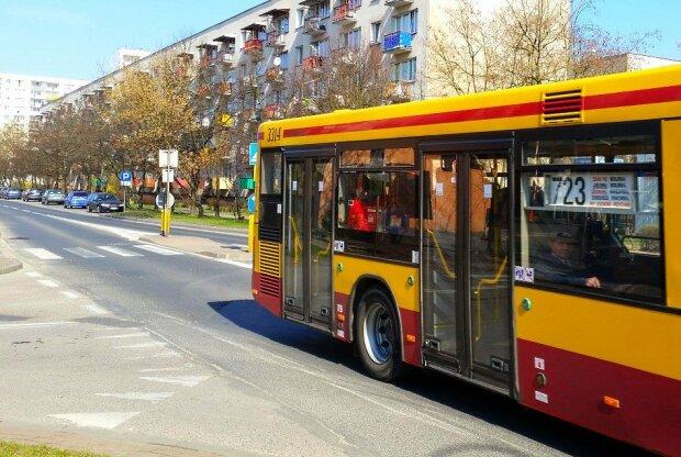 Autobus, Warszawa