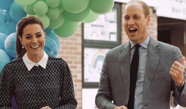 Kate i William. Źródło: Youtube Dla Ciekawskich