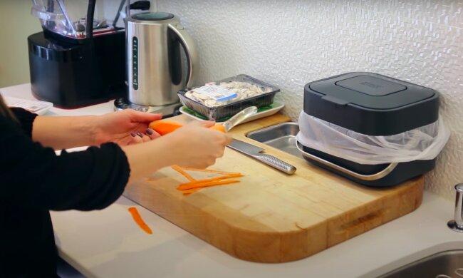 Czysta kuchnia podczas gotowania / YouTube:  Clean My Space