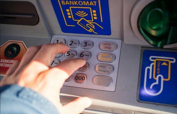 Bankomat/screen Youtube