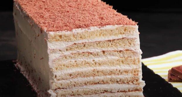Przepyszne ciasto! / YouTube: Cookrate - Polska