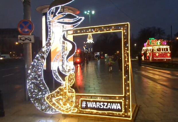 Warszawa/ screen z video https://tvn24.pl/