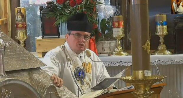 Kontrowersyjne kazanie księdza Piotra Natanka/Youtube