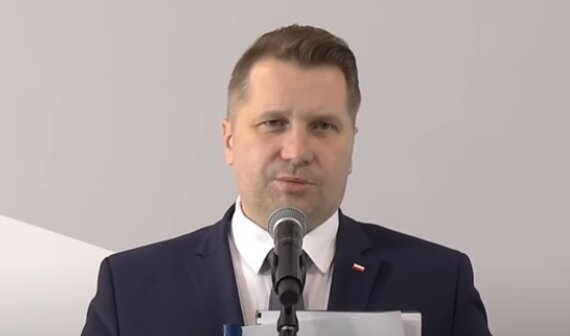 Przemysław Czarnek. Źródło: Youtube