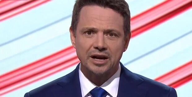 Rafał Trzaskowski w mocnych słowach o Marszu Niepodległości. Dostało się protestującym i TVP