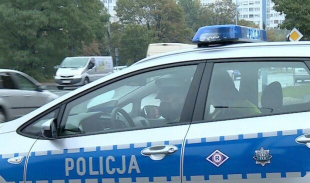 Policja/Youtube @TV Regionalna