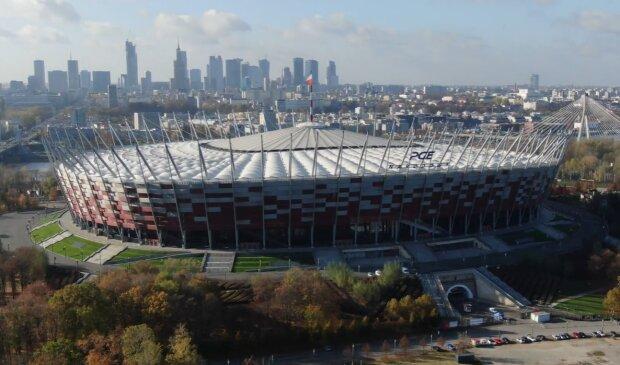 Stadion Narodowy/ Screen YouTube