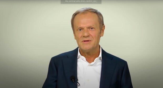 Donald Tusk / YouTube:  naTemat.pl