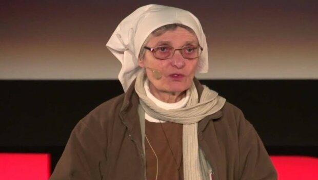 Siostra Małgorzata Chmielewska/Youtube @TEDx Talks