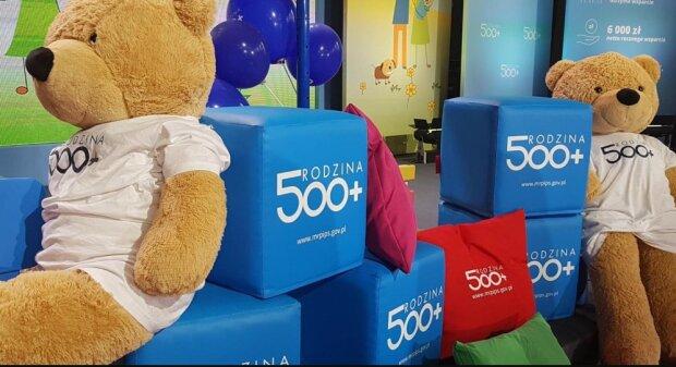 500 plus do poprawki?/screen gov.pl