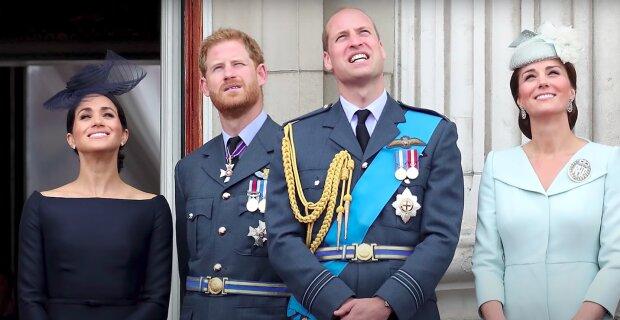 Księżna Kate pogodzi braci? / YouTube: The List