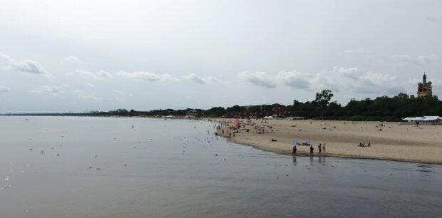 Gdańsk: zgubione dziecko na plaży w Sopocie. Zaskakujący finał poszukiwań