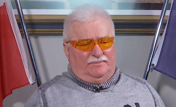 Lech Wałęsa. Źródło: Youtube