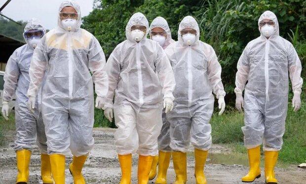 Pandemia. Źródło: tech.wp.pl