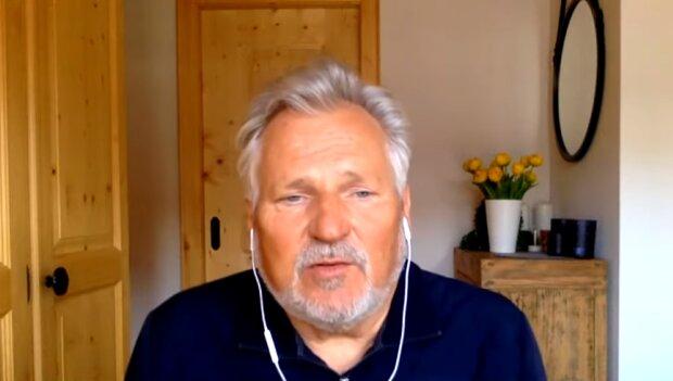 Aleksander Kwaśniewski/YouTube @Wirtualna Polska