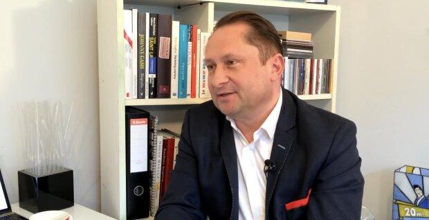 Kamil Durczok. Źródło: youtube.com