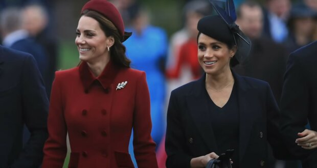 Meghan i Kate YouTube
