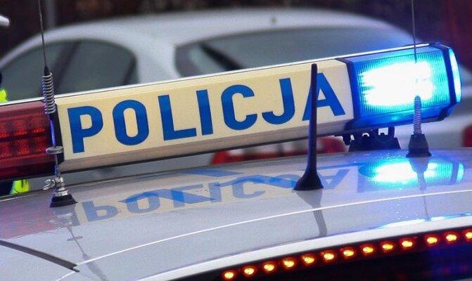 Policja. Źródło: tko.pl