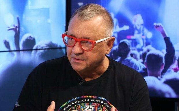 Jurek Owsiak/screen YouTube @Rzeczpospolita TV