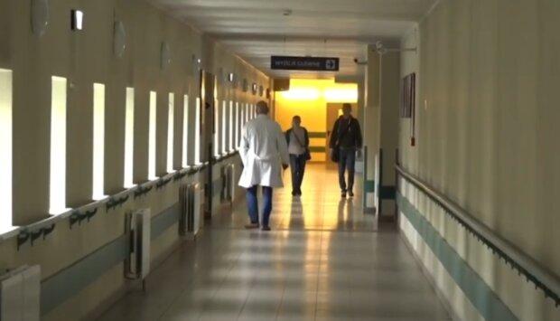 Szpital/ screen youtube