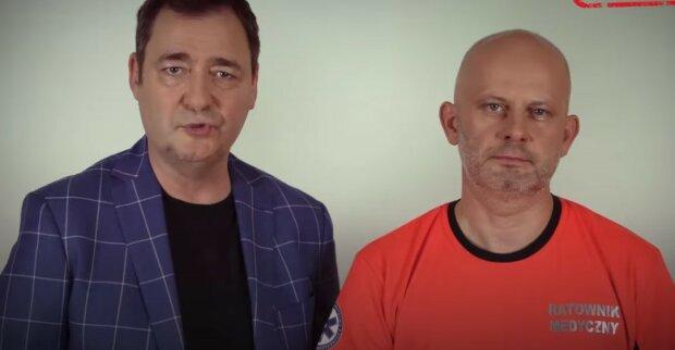 Jacek Rozenek zwraca się do Polaków z bardzo ważnym apelem. Chodzi o zdrowie. To może uratować życie wielu ludzi