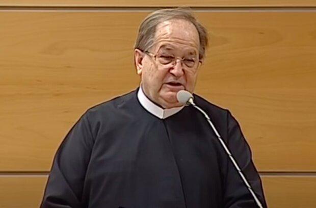 Ojciec Tadeusz Rydzyk / YouTube: Radio Maryja