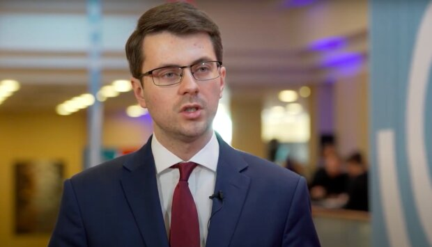 Rzecznik rządu - Piotr Müller / YouTube:  PCG Academia