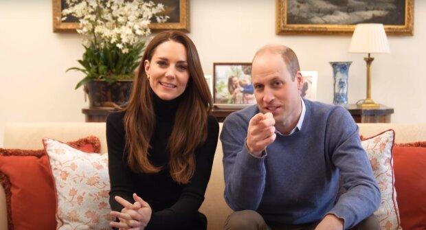 źródło: YouTube/The Duke and Duchess of Cambridge