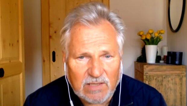 Aleksander Kwaśniewski. Źródło: Youtube Wirtualna Polska