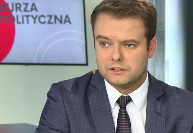 Rafał Bochenek/ screen youtube