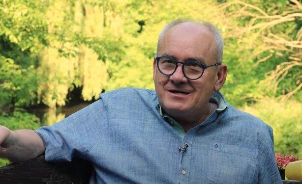 Michał Olszański. Źródło: Youtube