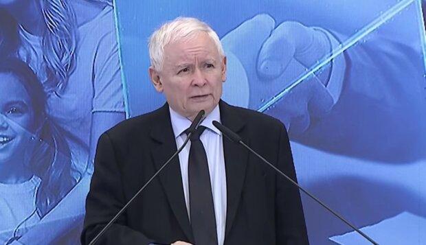 Jarosław Kaczyński/ screen yt