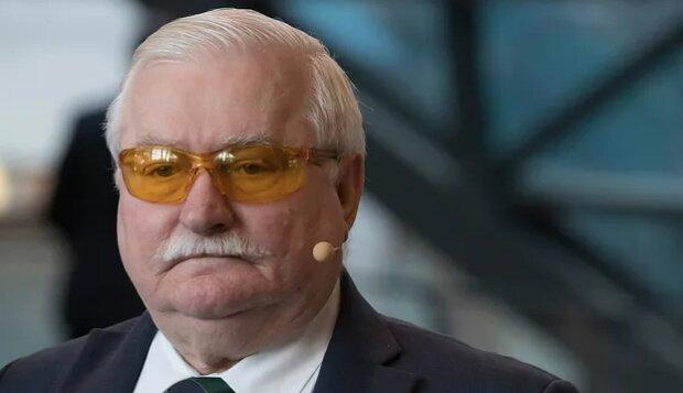 Lech Wałęsa. Źródło: wp.pl