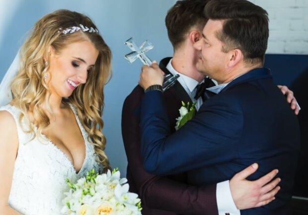 Daniel Martyniuk z żoną. Źródło: youtube.com